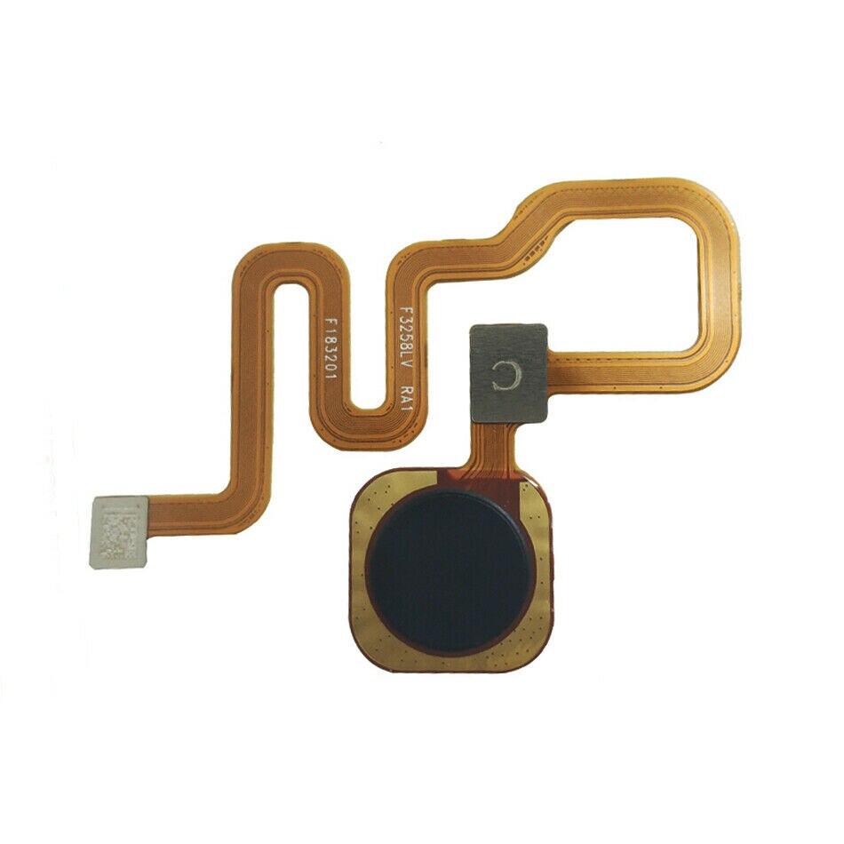 For Xiaomi Redmi Note 6 Pro Fingerprint Scanner Connector Flex Cable Touch ID Sensor Connector Flex Cable Repair Parts