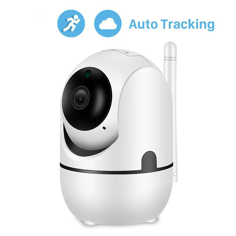 LSmart 1080P Wireless IP Camera Cloud WiFi Camera Intelligent Auto Tracking Of Human Home Security Surveillance Camera
