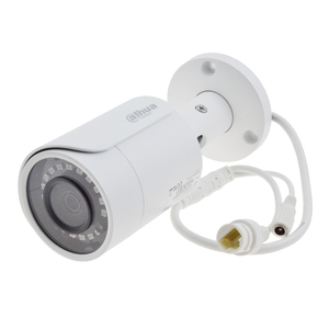 Image 3 - Original Dahua IPC HFW1230S 2MP Bullet IP Camera POE H.265 IR 30m IP67 Outdoor Network Camera HFW1230S For Home Security
