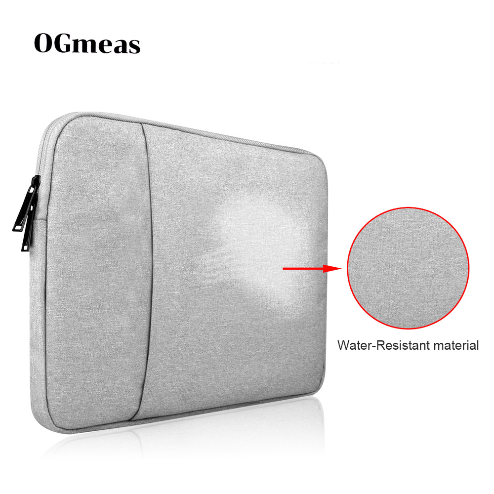 WaterProof Tablet Sleeve Bag Case for iPad Pro 12.9 2017 2018 2016 2015 Bag for Apple MacBook Air 13 Pro 13 Case 13inch image