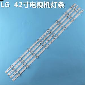 Image 2 - LED شريط إضاءة خلفي ل Lg drt 3.0 42 مباشرة AGF78402101 NC420DUN VUBP1 T420HVF07 42LB650V 42LB561U 42LB582V 42LB582B 42LB5550