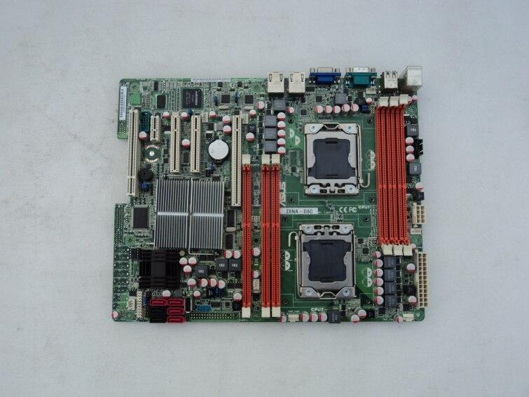 ASUS Z8NA-D6C original Server motherboard LGA 1366 DDR324GB used Desktop motherboard