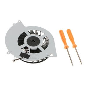 Image 3 - Retail Ksb0912He Internal Cooling Cooler Fan for Ps4 Cuh 1000A Cuh 1001A Cuh 10Xxa Cuh 1115A Cuh 11Xxa Series Console with Tool