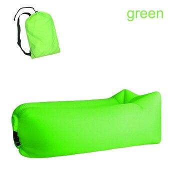 Camping gonflable canap paresseux sac 3 saison ultra l ger vers le bas sac de couchage