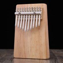 Kalimba Thumb Piano 10 Key Calimba Mbira African Musical Instruments
