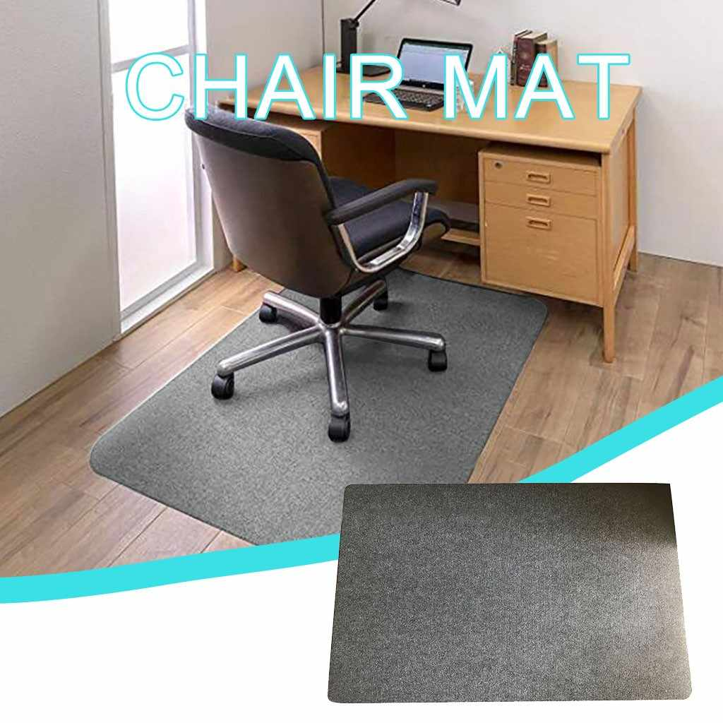 Kovrik Home Desk Chair Office Chair Mat For Floors Soft Floor Wood Protect Carpet Durable Nonslip Protector Chair Mats Decor Mat Aliexpress