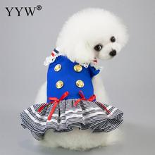 1pcs Cotton Ball Gown Pet Dog Clothing Puppy Wedding Dress Skirt Funny Costume Clothes Ropa Para Mascotas Supplies