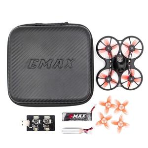 Image 2 - 공식 Emax 2S tinhawk S FPV 레이싱 드론 키트 (카메라 포함) 0802 15500KV Brushless Motor Quadcopters RC Plane