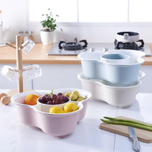 Double-layer Household Plastic Sink…