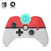 Drahtlose Bluetooth Gamepad Für Schalter NS Pro/USB PC Game Controller joystick Für Nintendo Schalter Pro mit NFC 6-achse vibration