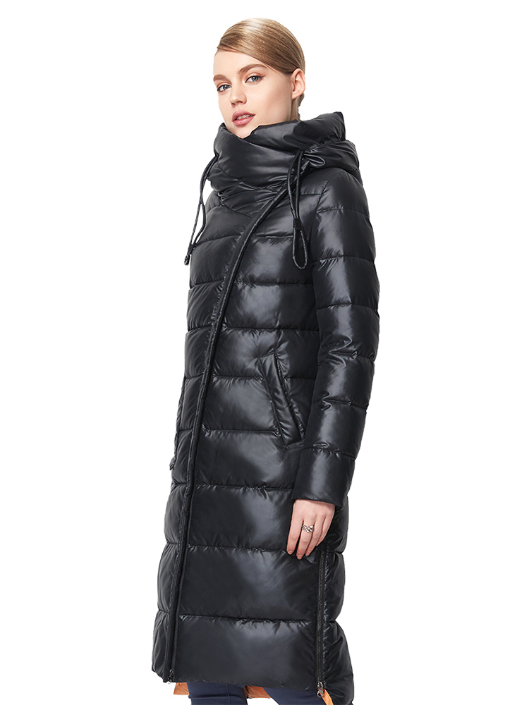 Coat Jacket Hooded MIEGOFCE Winter-Collection Female Warm Fashionable Women's Hight-Quality
