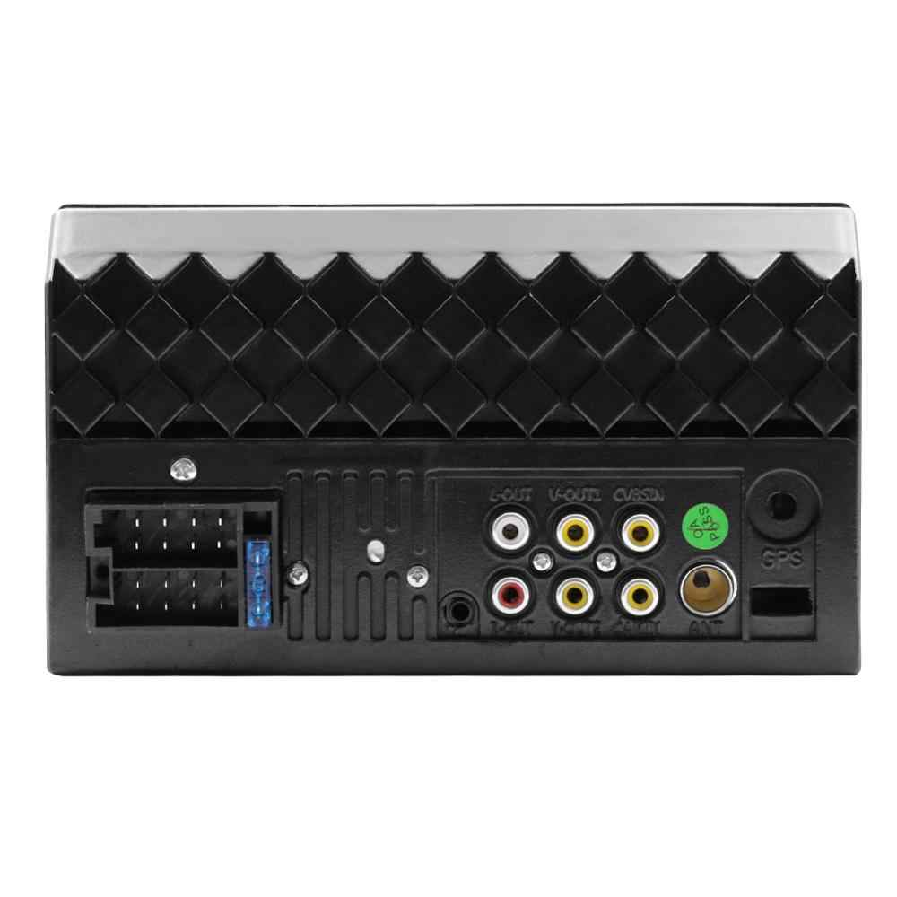 "Autoradio 7 ""HD multimédia 2 Din Autoradio stéréo USB TF FM écran tactile lecteur Audio Station avec télécommande voiture Audio"
