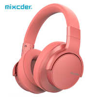 Mixcder E7 Verbesserte Aktive Noise Cancelling Kopfhörer Wireless Bluetooth Headset 5,0 ANC Stereo Mit Mic für Telefon