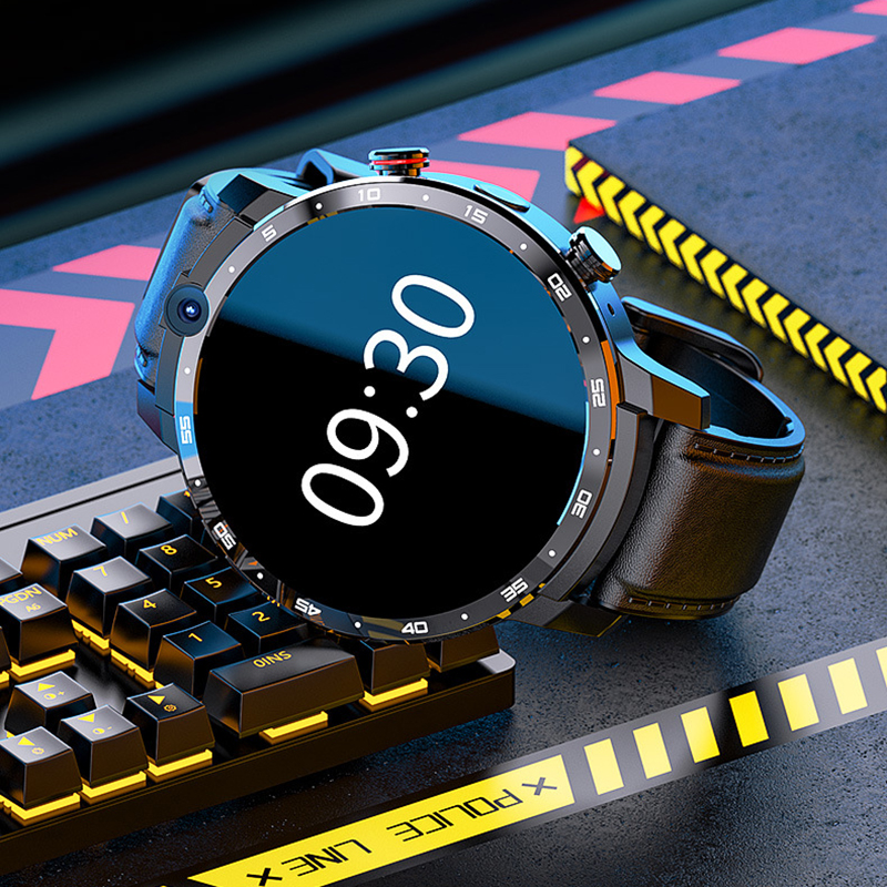 Смарт-часы с GPS-трекером, Android, MTK6762, 4 + 64 ГБ, Bluetooth 4