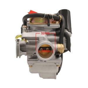 Image 2 - Runtong carburador GY6 PD24J de 110cc, 125cc, 150CC, ATV, NST, JCL, chino, Roketa, Sunl