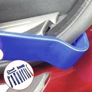 Image 5 - Car Repair Tool 12PCS/SET Auto Dent Puller Removal Installer Radio Portable Mechanics Automobile Spotter Body Pry Tools