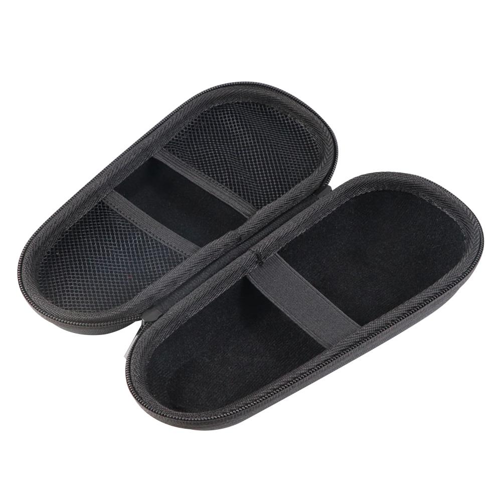 Portable Men Shaver Storage Bag Travel Zipper Dustproof Shockproof Razor Storage Bag Hard EVA Case Protection For Braun