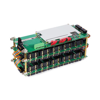 18650 battery holder 74V BMS 20S 30A 100 battery pack lithium battery balance diy ebike electric car bicycle 18650 battery box