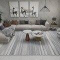 Modern Simple Rectangle Carpets For Home Living Room Sofa Rugs Indoor Floor Mat Anti-slip Decor Soft Area Rug Bedroom Big Carpet