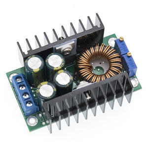 Image 5 - 20pcs DC DC 9A 300W CC CV XL4016 moule Constant current constant voltage 5 40V To 1.2 35V Power Supply Module LED Driver
