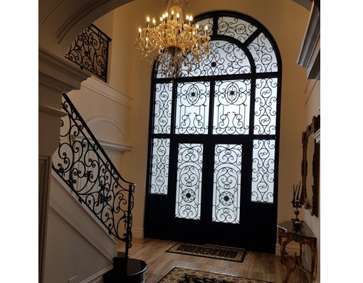 Hench French Doors And Steel Windows Wrought Iron Handles
