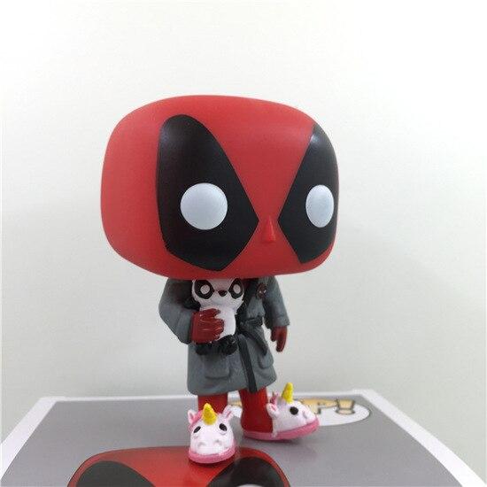 Funko Pop Super Hero Deadpool 7