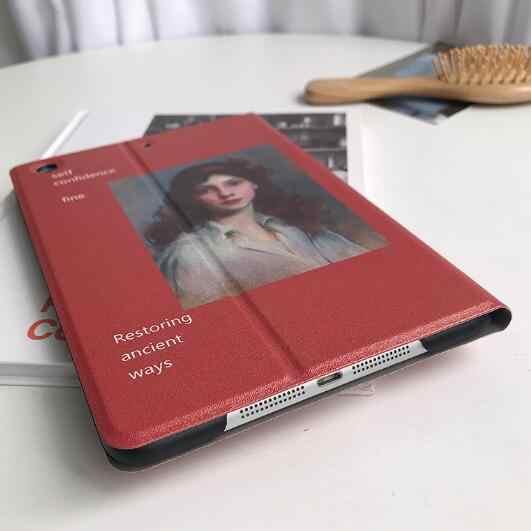 Voor iPad 9.7 2018 2017 Case Cover voor iPad Air 2 Air 1 mini 1 2 3 4 Case 5 6 5th 6th Generatie Funda