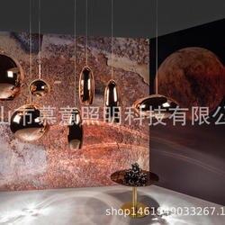 Nowoczesna lampa wisząca srebrna złota szklana kula wisząca lampa Hanglamp oświetlenie kuchni oprawa jadalnia salon oprawa deco maison w Wiszące lampki od Lampy i oświetlenie na