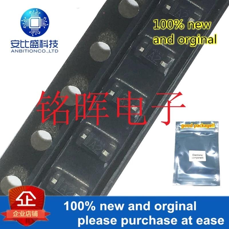 20pcs 100% New And Orgianl UDZV5.1B 5.1V Silk-screen A2 SOD323 0805 In Stock