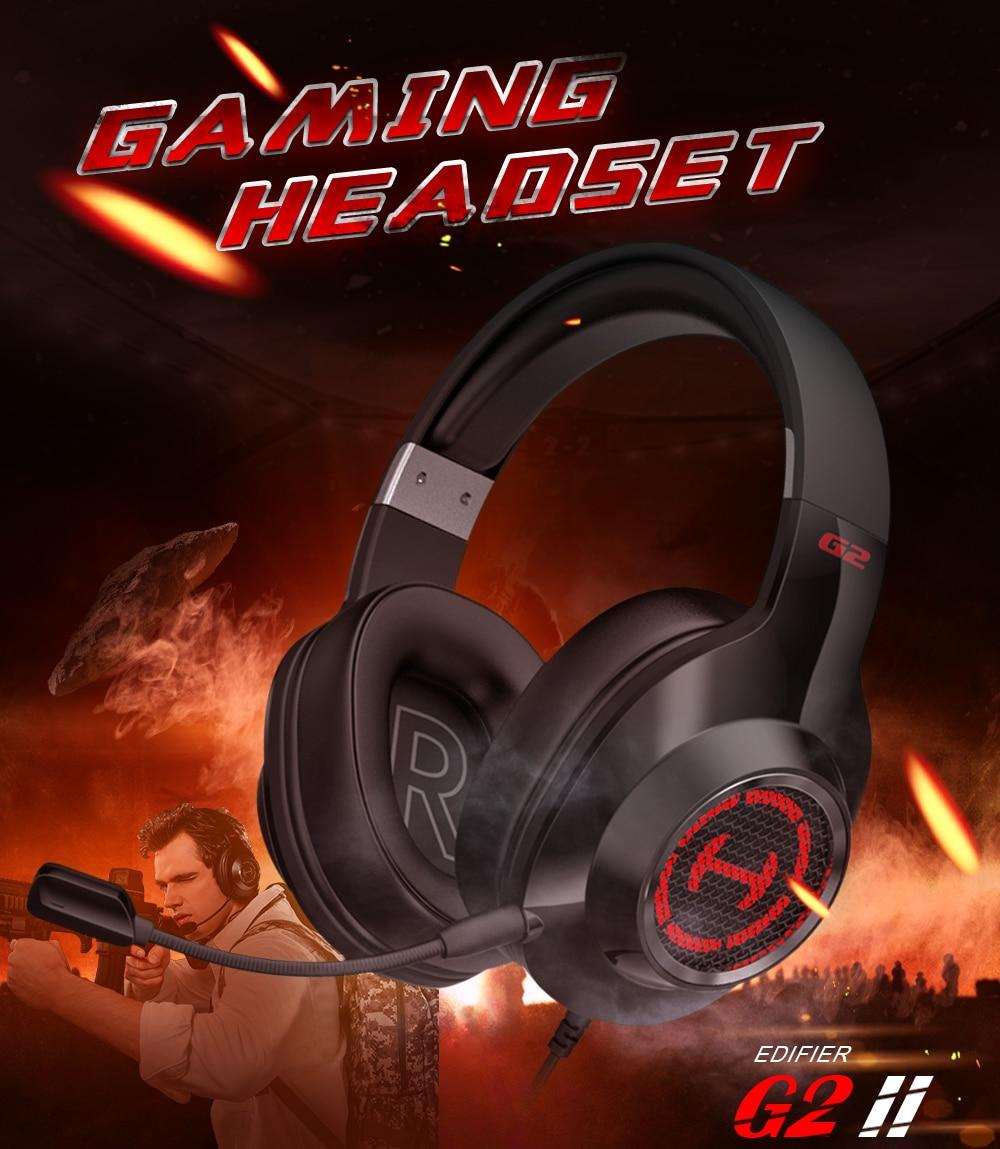 Edifier Gaming G2 Headset