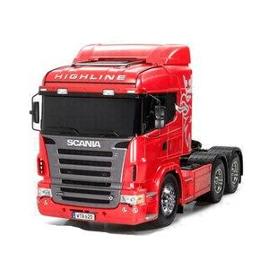 Tamiya 1/14 Rc Truck Remote Control Tractor Scania R620 56323