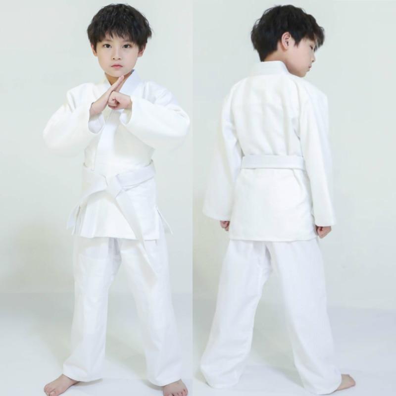 Kimono For Judo Cotton Thickened Adult Children Professional Competition Training Men Kimonos Sambo Women Judo GI Uniforms