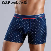Brand Man Underwear Men Boxer Shorts Men's Boxers Cotton Underwear Male Boxer Homme Underpants Men Sexy under wear Erkek