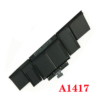 """95Wh 10.95V A1417 Laptop Battery For Apple Macbook Pro 15"""" Inch A1398 Mid 2012 Early 2013 Retina MC975 MC976 MD831"""
