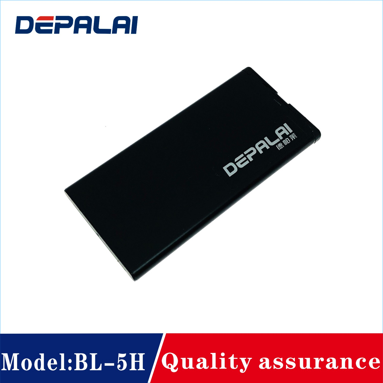 1830mAh BL-5H батарея для Nokia Lumia 630 38 635 636 Lumia630 RM-977 RM-978 BL5H BL 5H мобильный телефон