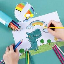 Стираемые цветные карандаши набор растворимый в воде карандаш