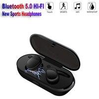 Auriculares inalámbricos TWS Y30, cascos intrauditivos con sonido estéreo 3D y compatibilidad Bluetooth para Android IOS y teléfono móvil