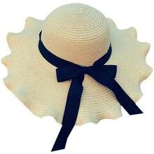 Летняя Новинка, соломенные шляпы «Fedora» с цветочным принтом для взрослых, женская шляпа с козырьком, Пляжная Солнцезащитная шляпа с широкими полями, Панама для женщин