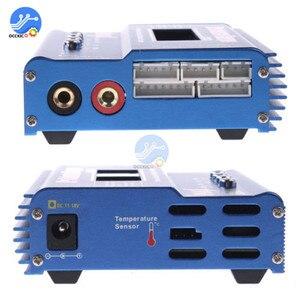 Image 5 - IMAX B6 Pin Li ion Sạc RC Lipo NiMh Pin NiCD Công Suất Ngân Hàng Cân Bằng Sạc Discharger Màn Hình LCD Màn Hình Hiển Thị Kỹ Thuật Số