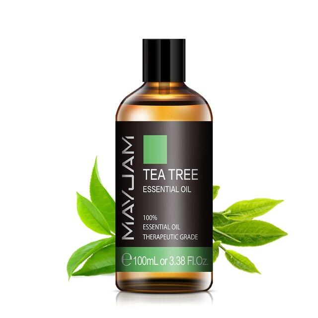 Pure Natural Tea Tree Sandalwood Essential Oils      1