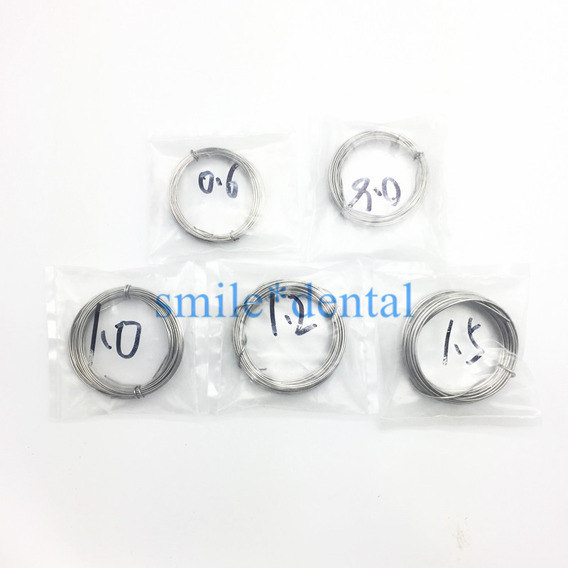 Stainless Steel Wires 0.6-1.5mm Cerclage Wire Wires Veterinary Orthopedics Instruments
