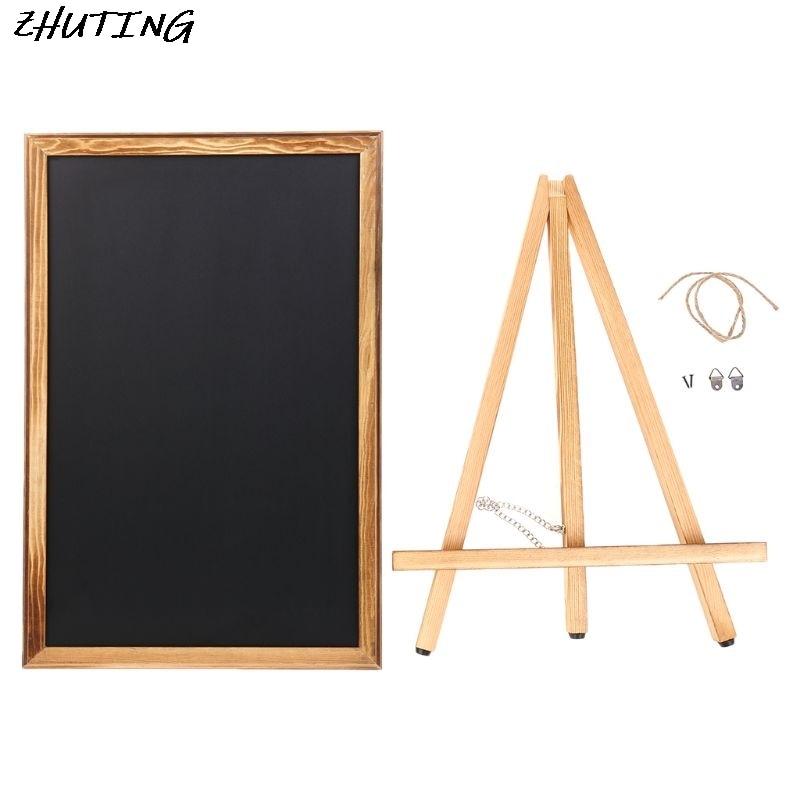 Desktop Memo Message Blackboard Easel Chalkboard Bracket Sketchpad Kids Writing Letter Board Classroom Restaurant Supplier