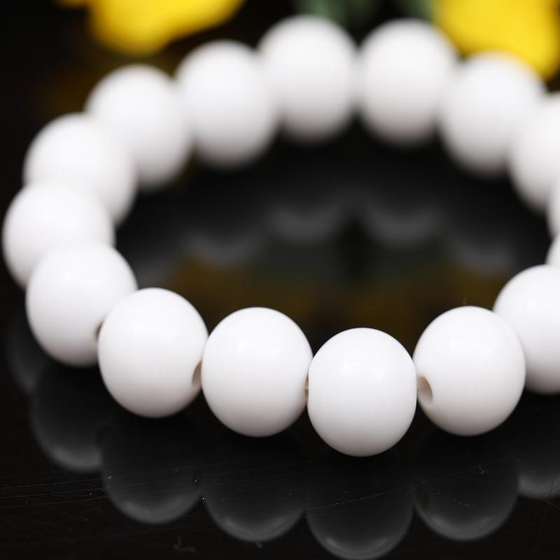 2019 Bracelets Bangles Pulseira Feminina New Korean Acrylic 10mm Bead Hand Bracelet Fashion Handicraft Jewelry Daily Small in ID Bracelets from Jewelry Accessories