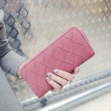 Women Long Clutch Wallet Large Capacity Wallets Female Purse Lady Purses Phone Pocket Card Holder Carteras Monederos Para Mujer