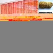 Струнный занавес из бусин, оконная панель, разделитель комнаты, кристалл, кисточка, бахрома, бисерная блестящая кисточка, струнная занавеска, оконная панель, экран