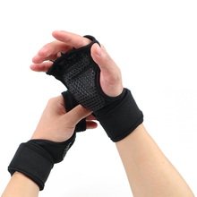 New 1 Pair Weight Lifting Training Gloves Women Men Fitness Sports Body Building