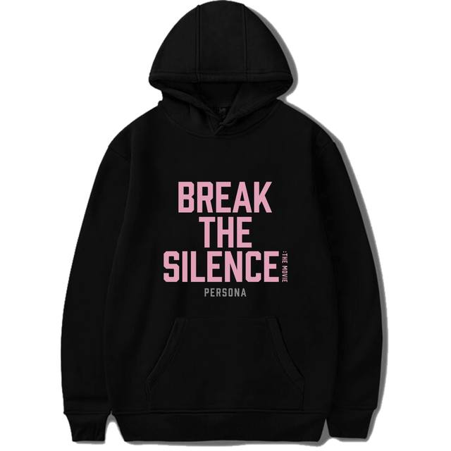 BREAK THE SILENCE THE MOVIE THEMED HOODIE