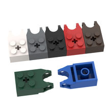 Buildmoc monta partículas 92013 2x2 para blocos de construção clássico marca crianças diy educacional brinquedos de reposição de alta tecnologia