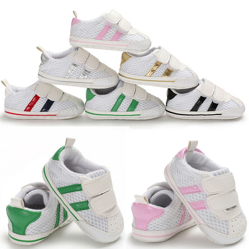 Baby Toddler Breathable Sneaker Tennis Shoes Kids Boys Girls Unisex Sports Shoes