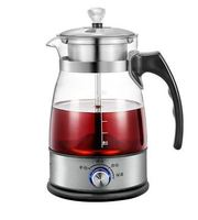 tea maker black pu 'er Glass electric kettle steam teapot automatic - type set Safety Auto-Off Function